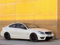 2012 Mercedes C63 AMG Coupe, 27 of 33