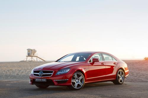2012 Mercedes-Benz CLS63 AMG - €97 350