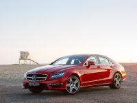 2012 Mercedes CLS 63 AMG, 25 of 42