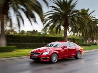 2012 Mercedes CLS 63 AMG, 37 of 42