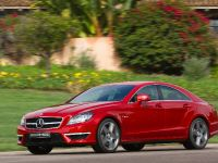 2012 Mercedes CLS 63 AMG, 39 of 42