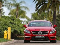 2012 Mercedes CLS 63 AMG, 41 of 42