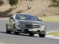 2012 Mercedes CLS 63 AMG, 2 of 42