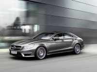 2012 Mercedes CLS 63 AMG, 4 of 42