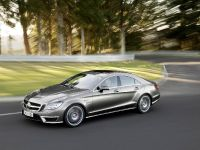 2012 Mercedes CLS 63 AMG, 5 of 42