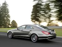 2012 Mercedes CLS 63 AMG, 7 of 42