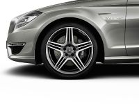 2012 Mercedes CLS 63 AMG, 18 of 42
