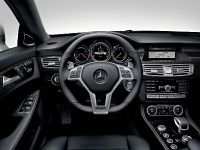 2012 Mercedes CLS 63 AMG, 19 of 42