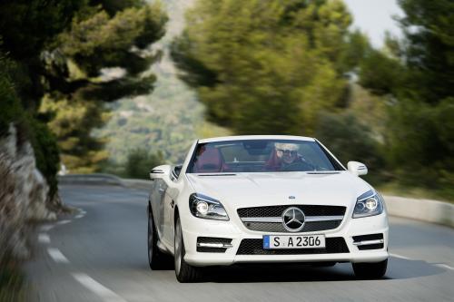 2012 Mercedes-Benz SLK-250 CDi без компромиссов [фото]