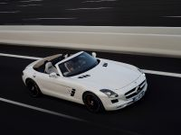 2012 Mercedes SLS AMG Roadster, 1 of 65