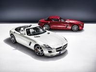 2012 Mercedes SLS AMG Roadster, 5 of 65