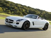 2012 Mercedes SLS AMG Roadster, 35 of 65