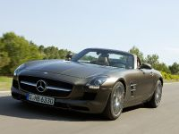 2012 Mercedes SLS AMG Roadster, 36 of 65