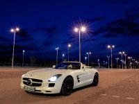 2012 Mercedes SLS AMG Roadster, 50 of 65
