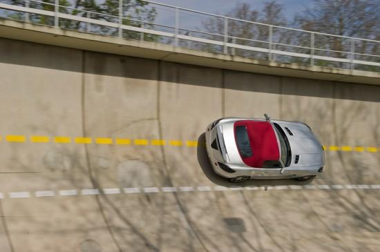 Mercedes SLS Roadster