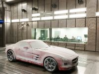 2012 Mercedes SLS Roadster, 11 of 13