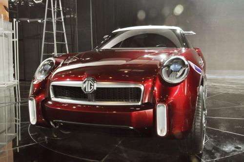 2012 MG Icon Concept представила