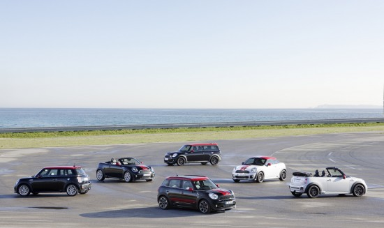 MINI John Cooper Works Family