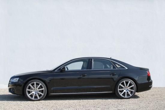 MTM Audi A8 TDI