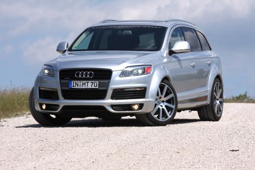 MTM твики для Audi V8 4.2 TDI
