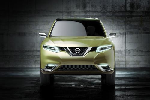 2012 Nissan Hi-Cross Concept, наконец, показал [видео]