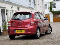 2012 Nissan Micra DIG-S, 3 of 4
