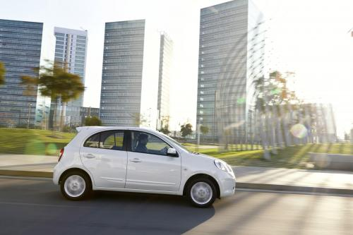 Nissan Micra две новые выпуски