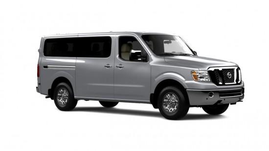 Nissan NV3500 HD