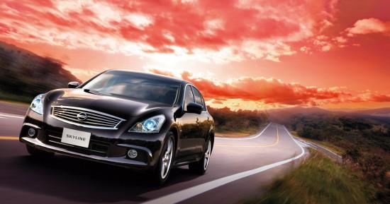 Nissan Skyline 55th Limited Edition