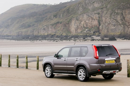 Nissan X-TRAIL Platinum edition
