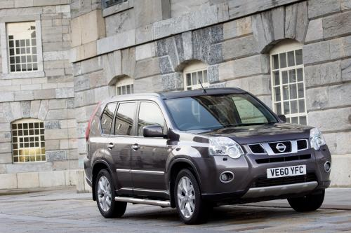 Nissan X-TRAIL 4x4 Platinum Edition