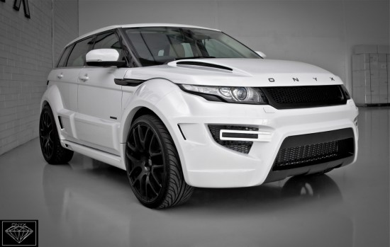 Onyx Land Rover Rogue Edition