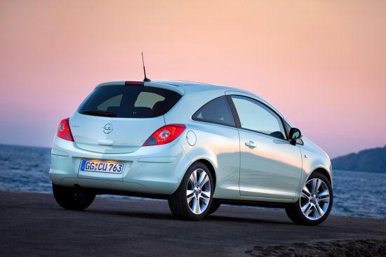 Opel Corsa 3-Door