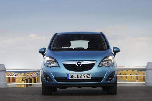 opel meriva 2012 hd pictures automobilesreview. Black Bedroom Furniture Sets. Home Design Ideas