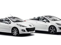 2012 Peugeot 207 CC and 308 CC Roland Garros Special Editions, 1 of 6