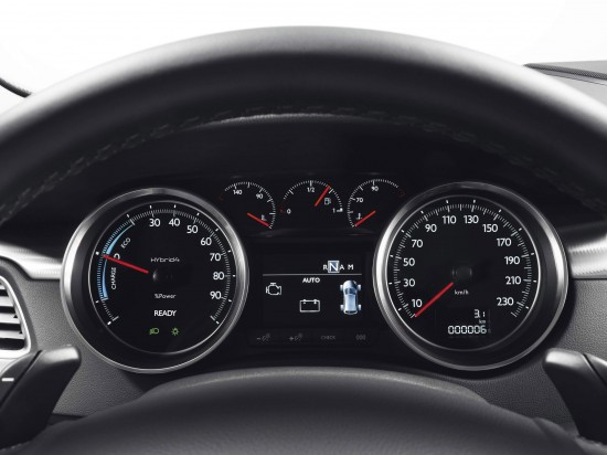 Peugeot 508 RHX