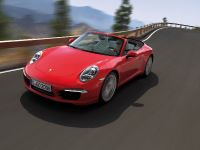 2012 Porsche 911 Carrera S Cabriolet, 1 of 12