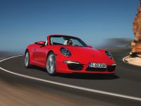 2012 Porsche 911 Carrera S Cabriolet, 3 of 12