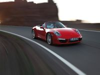 2012 Porsche 911 Carrera S Cabriolet, 4 of 12