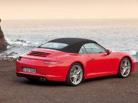 2012 Porsche 911 Carrera S Cabriolet, 6 of 12