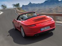 2012 Porsche 911 Carrera S Cabriolet, 7 of 12