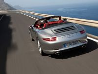 2012 Porsche 911 Carrera S Cabriolet, 11 of 12