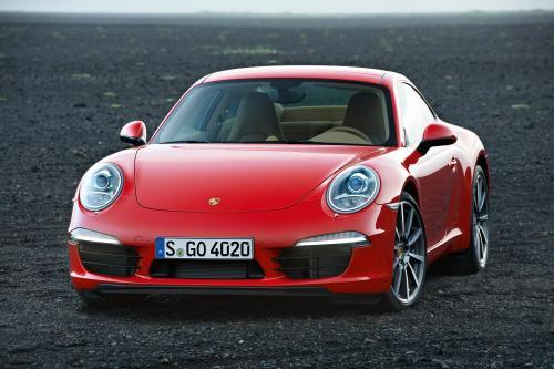2012 Porsche 911 Carrera (991) [HD-видео]