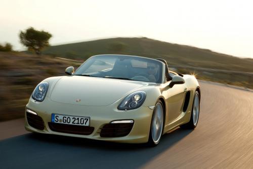 2012 Porsche Boxster Цена - £37 589