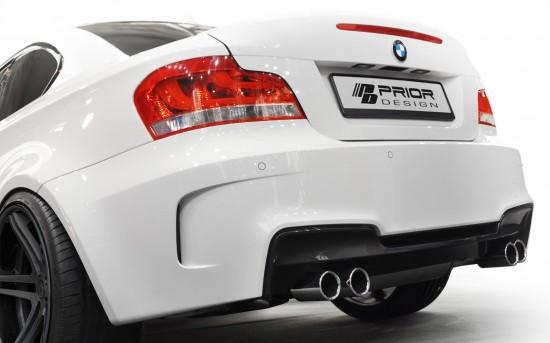 PRIOR-DESIGN BMW 1er PDM1-WB Aerodynamic-Kit [E82]