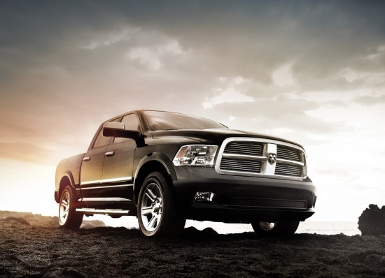 Dodge Ram 1500 Laramie Limited