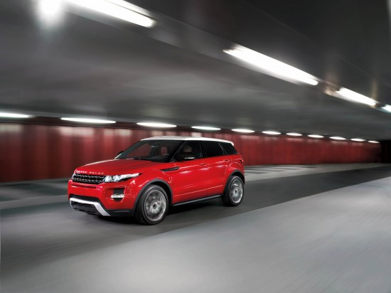 Range Rover Evoque 5-Door