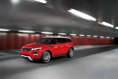 Range Rover Evoque 5-Door - официально здесь!