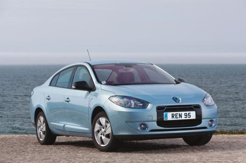thumbs 2012 Renault Fluence ZE, 1 of 4