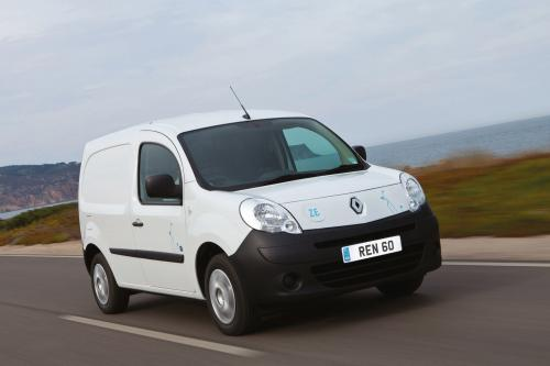 2012 Renault Kangoo VAN Z. E. Цена - £16 990